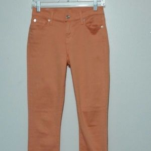 7 For All Mankind Women's Size 26 Jeans The Skinny